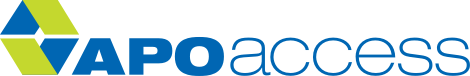 APOaccess logo